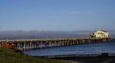 Romeo's Pier at Pillar Point Harbor. Dawn Page/CoastsideSlacking