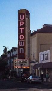 Uptown Theater, Napa. Dawn Page/CoastsideSlacking