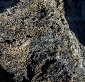 Pumice at the Newberry National Volcanic Monument. Dawn Page / CoastsideSlacking