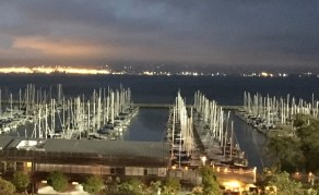 The View of the Marina from AT&T Park. Dan Page/CoastsideSlacking.