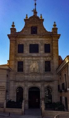 Iglesia Catedral de las Fuerzas Armadas. Dawn Page / CoastsideSlacking