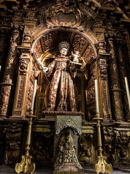 Seville Cathedral. Andalusia, Spain. Dawn Page / CoastsideSlacking