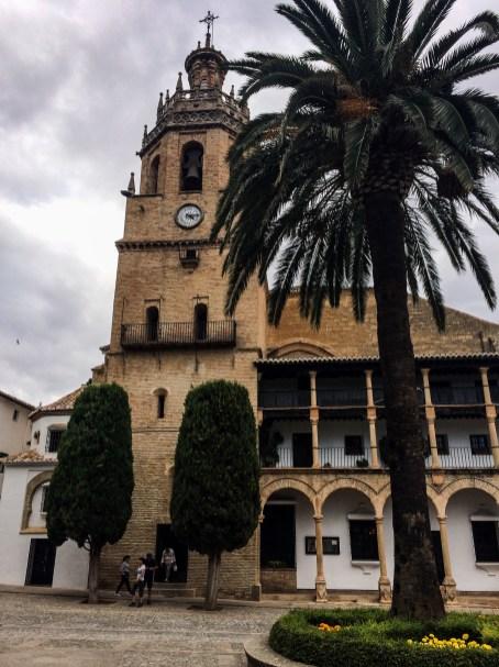 The village of Ronda, Andalusia, Spain. Dawn Page / CoastsideSlacking