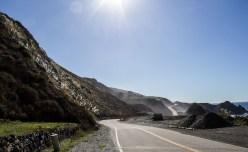 Driving the Pacific Coast Highway through Big Sur. Dawn Page / CoastsideSlacking