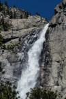Yosemite Falls trail. Dawn Page/Coastside Slacking