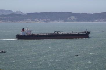 San Francisco Bay from Angel Island State Park. Dawn Page/CoastsideSlacking
