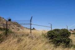 Nike missile compound, Angel Island State Park. CoastsideSlacking/Dawn Page