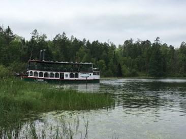 Lake Itasca steamboat landing at Fort Douglas. Dan Page/CoastsideSlacking