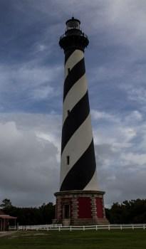 Cape Hatteras Lighthouse. Dawn Page/CoastsideSlacking