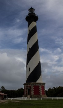Cape Hatteras Lighthouse. Dawn Page/CoastsideSlacking