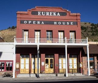 Eureka, NV. Dawn Page/CoastsideSlacking