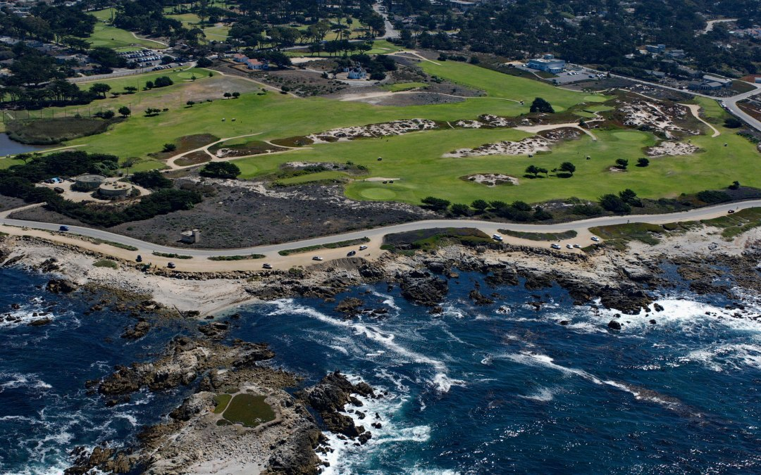 Point Pinos Light, Pacific Grove