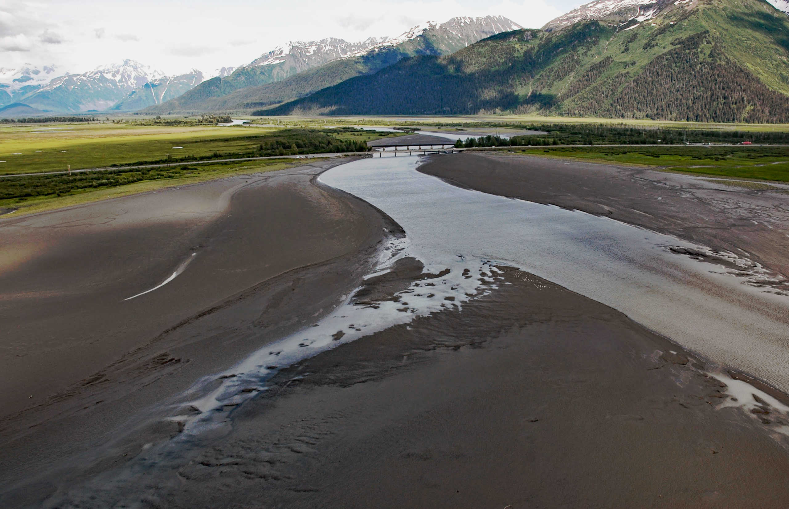 Twentymile River, Turnagain Arm