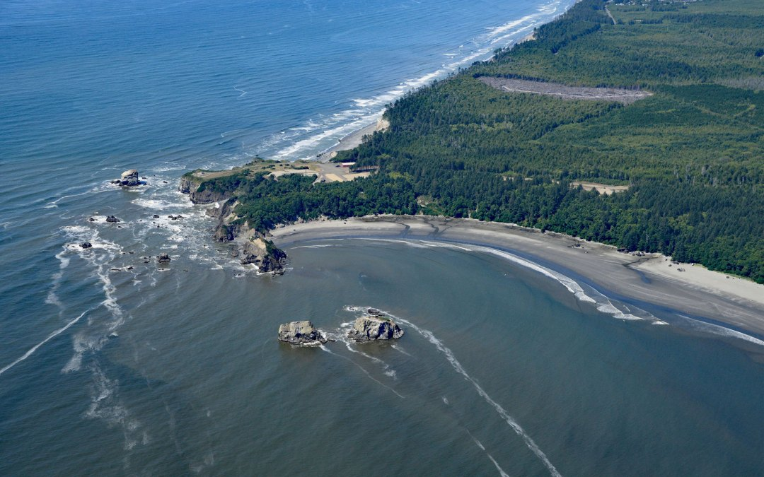 Point Grenville, Quinault Nation