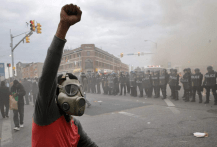 https://compliancecampaign.wordpress.com/2015/04/30/reaction-to-baltimore-uprising-reveals-deep-double-standards-on-violence-in-the-u-s/