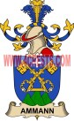 ammann coat of arms family crest