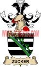 zucker coat of arms family crest