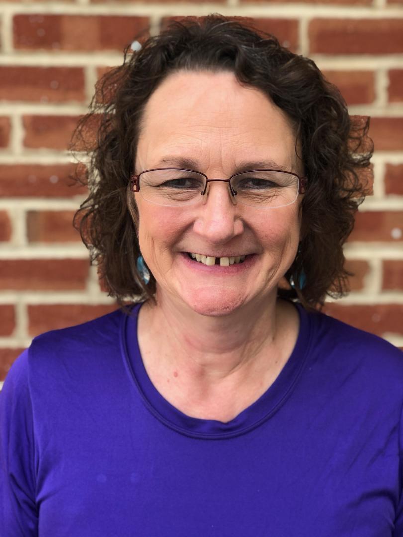Angie Parker, Group Respite Program Manager
