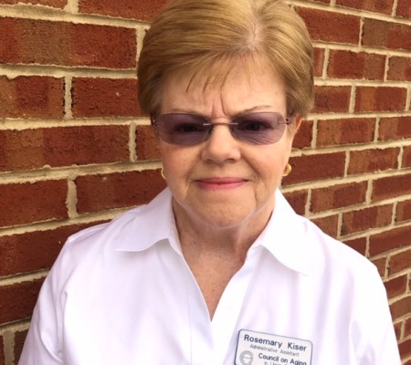 Rosemary Kiser, Administrative Assistant