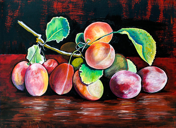 (AE)FruitStillLife