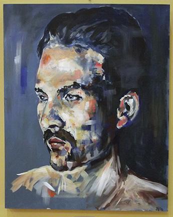(JB) Portrait