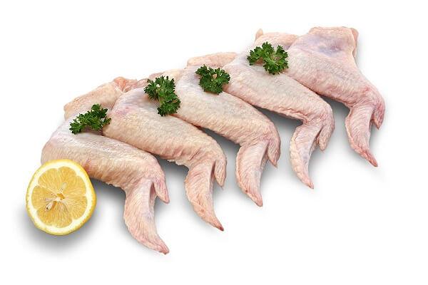 cánh gà tẩm bột rán
