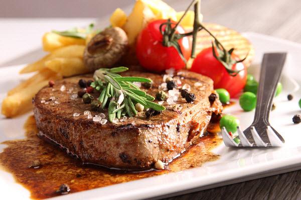 thịt bò bít tết
