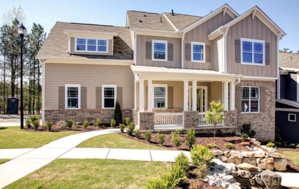 New Home In Marketta GA