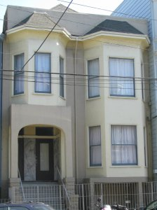 Charles Manson and a few followers lived here in San Francisco in 1967