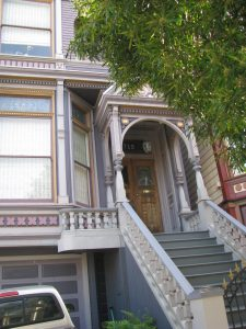 The Grateful Dead lived here from 1966 to 1968
