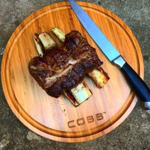 Cobb Cutting Board