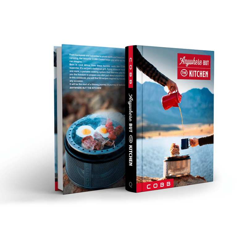 anywhere but the kitchen recipe book pack shot 2