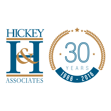Hickey and Associates logo