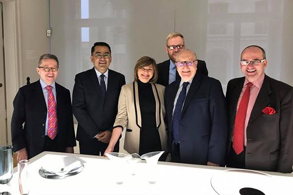B3CF delegation to Finland 2017