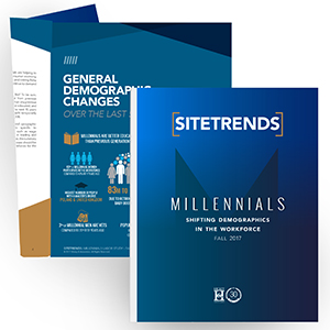 Hickey & Associates Site Trends Millennials