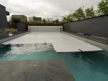 Cobertor para piscina a medida