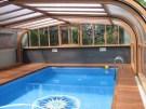 Cubierta de piscina personalizada en cada caso