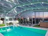 Iluminación en su cubierta de piscina