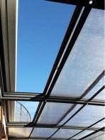 Ventanas techo piscina