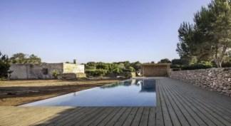 Diseño de piscinas en Formentera