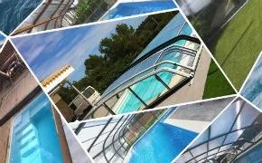 elegir cubierta piscina