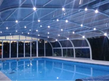 Iluminación en su piscina