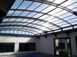 Máxima luminosidad y óptima temperatura en la piscina