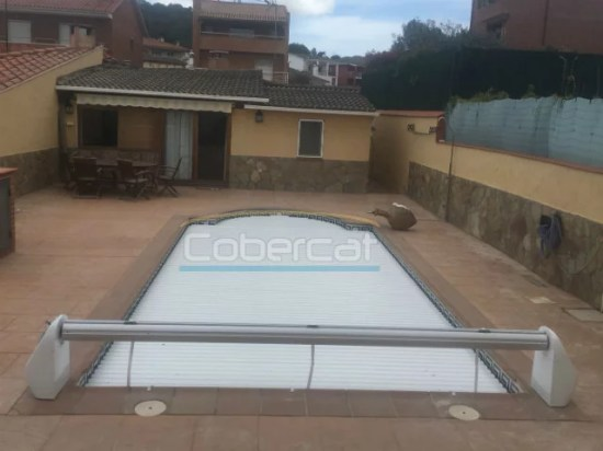 coberta piscina automatica