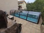 cubierta piscina personalizada