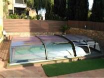 piscina patio pequeño
