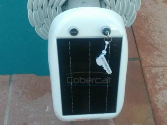 Plaques solars piscina