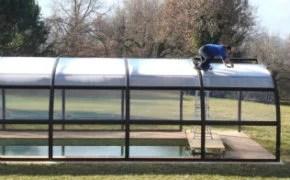 reparación de cubiertas piscina