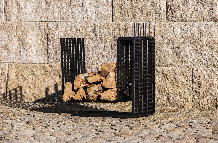 Bold - Fireplace Support