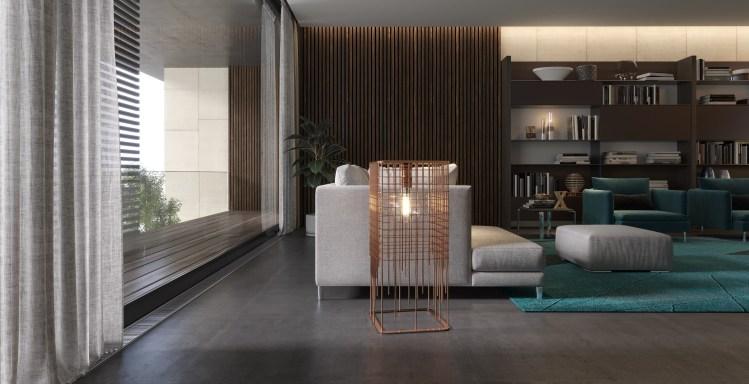 Glare - Floor Lamp